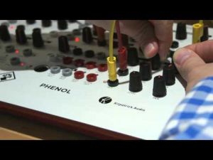 Embedded thumbnail for New Kickstarter analog synth project gives you a taste of modular madness