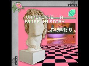 Embedded thumbnail for Vaporwave Aesthetics